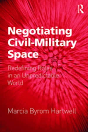 Negotiating Civil?Military Space Redefining Roles in an Unpredictable World