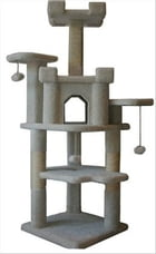 How to Build a Cat Tree by Vincent Elkins