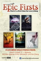 Epic Firsts Teen Sampler by Sarah Crossan