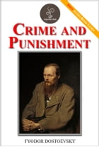 Crime and punishment - (FREE Audiobook Included!) by Fyodor Dostoevsky