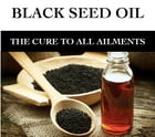 Black Seed Oil: Natural Cure to Ailments by Safwan Khan