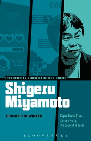 Shigeru Miyamoto Super Mario Bros.,  Donkey Kong,  The Legend of Zelda