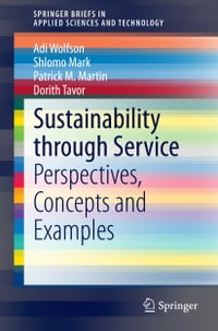 Sustainability through Service: Perspectives, Concepts and Examples