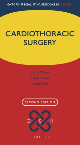 Book Cardiothoracic Surgery by Joanna Chikwe
