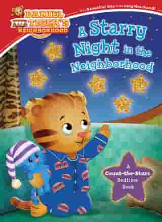 A Starry Night in the Neighborhood: A Count-the-Stars Bedtime Book