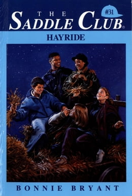 Book Hayride by Bonnie Bryant