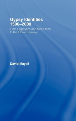Book Gypsy Identities 1500-2000 by Mayall, David
