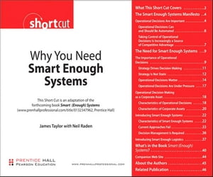 Why You Need Smart Enough Systems (Digital Short Cut)