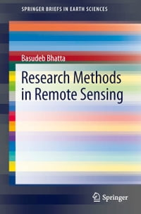 Research Methods in Remote Sensing