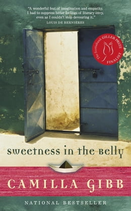 Book Sweetness in the Belly by Camilla Gibb