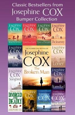 Book Classic Bestsellers from Josephine Cox: Bumper Collection by Josephine Cox