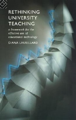 Book Rethinking University Teaching by Laurillard, Diana