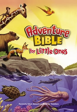 Book Adventure Bible for Little Ones by Catherine DeVries