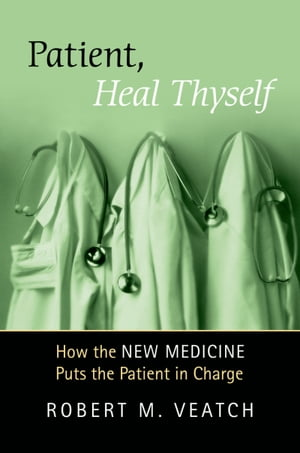 """Patient,  Heal Thyself How the """"New Medicine"""" Puts the Patient in Charge"""