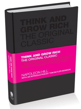 Book Think and Grow Rich: The Original Classic by Napoleon  Hill