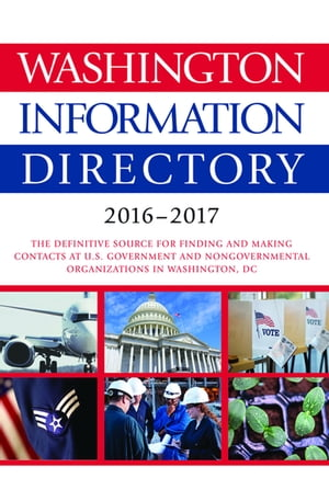 Washington Information Directory 2016-2017