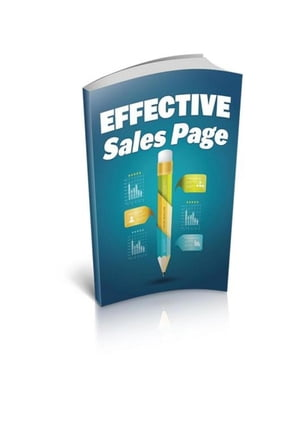 Effective Sales Page by Jaykay Bak