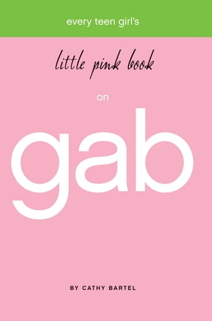 Little Pink Book on Gab by Cathy Bartel