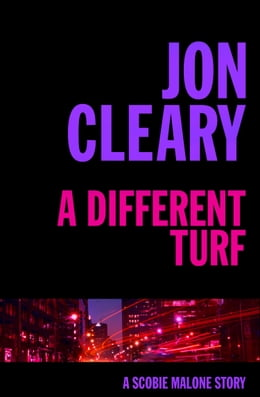 Book A Different Turf by Jon Cleary