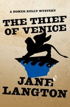 The Thief of Venice by Jane Langton