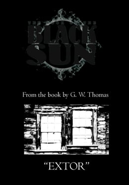 Book The Book of the Black Sun: Extor by G. W. Thomas
