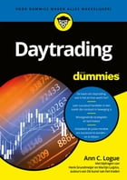 Daytrading voor Dummies by Ann C. Logue
