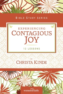 Book Experiencing Contagious Joy by Women of Faith