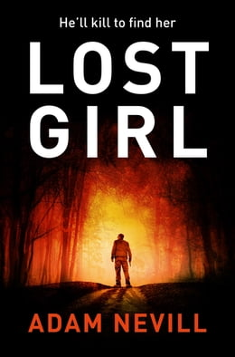 Book Lost Girl by Adam Nevill