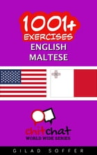 1001+ Exercises English - Maltese by Gilad Soffer