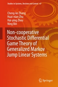 Non-cooperative Stochastic Differential Game Theory of Generalized Markov Jump Linear Systems