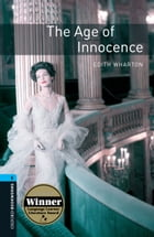 Age of Innocence Level 5 Oxford Bookworms Library Cover Image