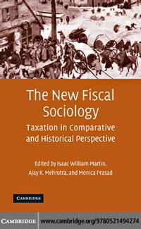The New Fiscal Sociology