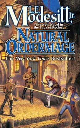 Book Natural Ordermage by L. E. Modesitt Jr.