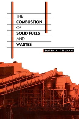 Book The Combustion of Solid Fuels and Wastes by Tillman, David