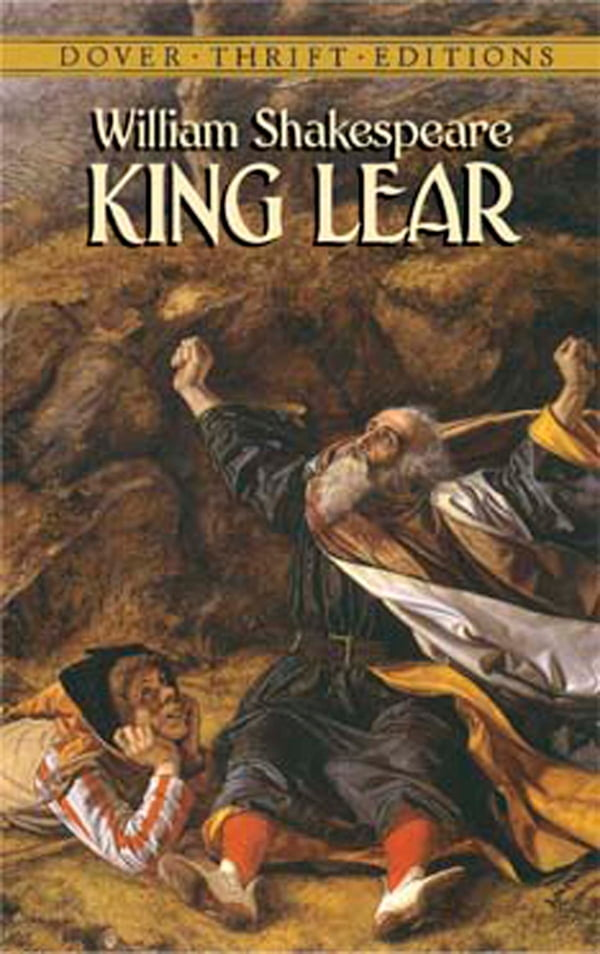 a recurring theme of vision in william shakespeares king lear Good education facilitates the development of an george washington carver which an introduction to the importance of the nations development by george washington george during the.