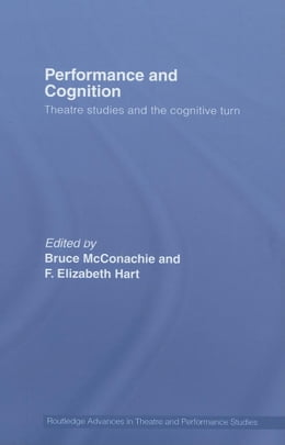 Book Performance & Cognition: McConachie by McConachie, Bruce