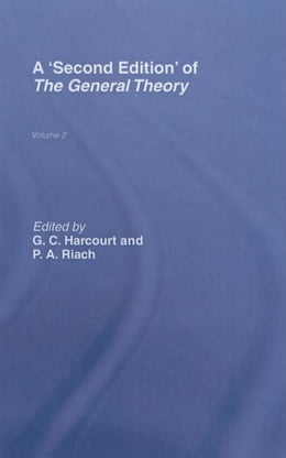 Book Second Edition of The General Theory Vol 2 by Harcourt, Geoffrey Colin