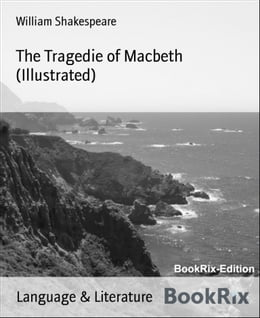 Book The Tragedie of Macbeth (Illustrated) by William Shakespeare