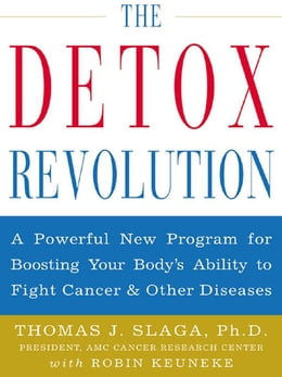 Book The Detox Revolution by Slaga, Thomas