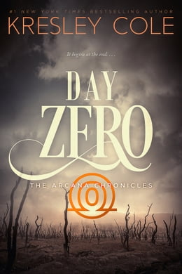 Book Day Zero by Kresley Cole
