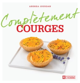 Book Complètement courges by Andrea Jourdan