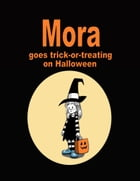 Mora goes trick-or-treating on Halloween by Gary Scott