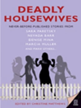 Book Deadly Housewives by Christine Matthews