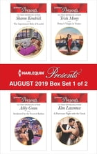 Harlequin Presents - August 2019 - Box Set 1 of 2 by Sharon Kendrick
