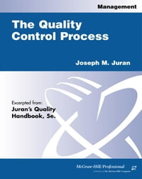 Quality Control Process