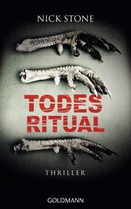 Book Todesritual: Thriller by Nick Stone