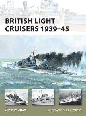 British Light Cruisers 1939�?45
