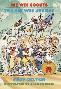 Book Pee Wee Scouts: The Pee Wee Jubilee by Judy Delton