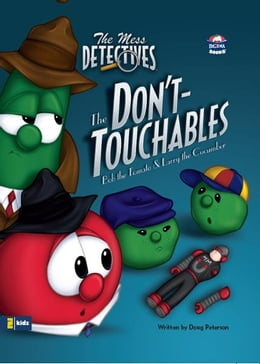 Book The Mess Detectives: The Don't-Touchables by Doug Peterson