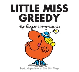 Book Little Miss Greedy by Roger Hargreaves